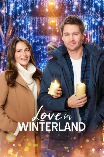 Poster of Love in Winterland
