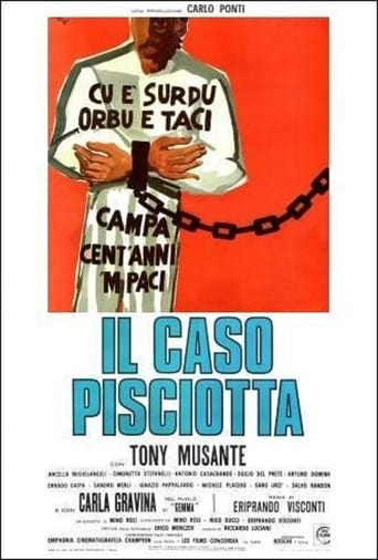 Poster of The Pisciotta Case