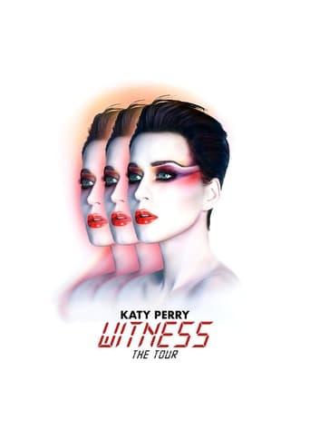 Poster of Katy Perry: Witness The Tour