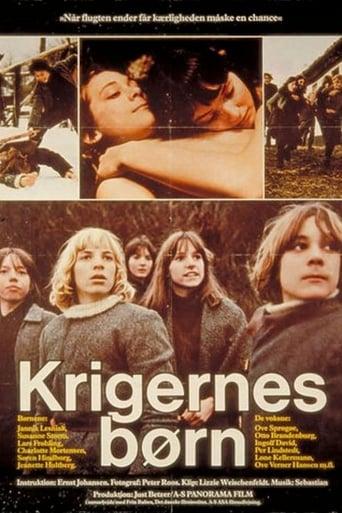 Poster of Krigernes Børn