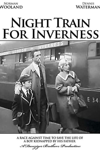 Poster of Night Train for Inverness