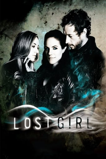 Poster of Lost Girl