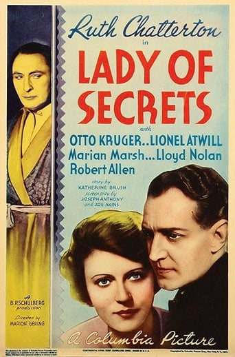 Poster of Lady of Secrets