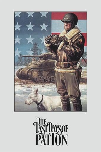 Poster of Los últimos días de Patton