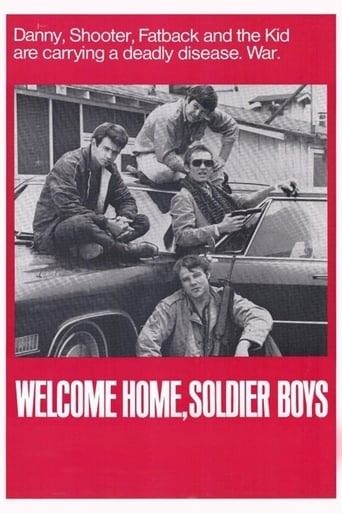 Poster of Welcome Home, Soldier Boys