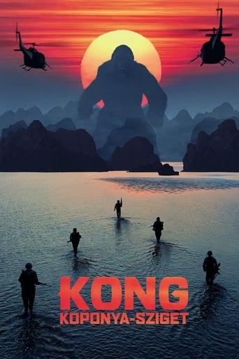 Poster of Kong: Koponya-sziget