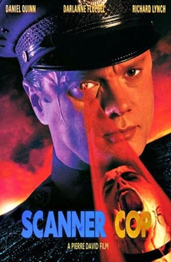 Poster of Scanners 4: Scanner Cop