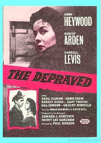 Poster of The Depraved