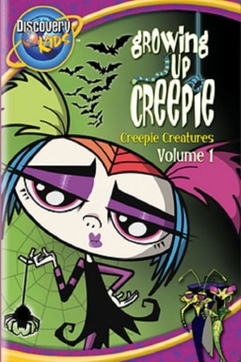 Poster of Growing Up Creepie