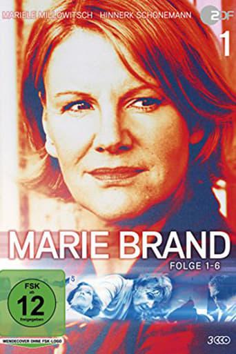 Poster of Marie Brand und der Duft des Todes