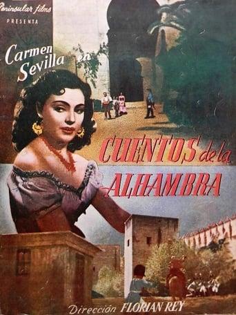 Poster of Cuentos de la Alhambra