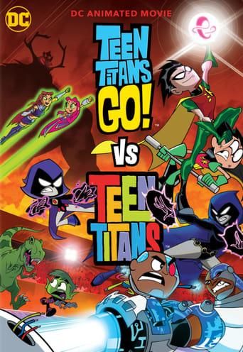 Jovens Titãs em Ação! vs. Jovens Titãs - Poster