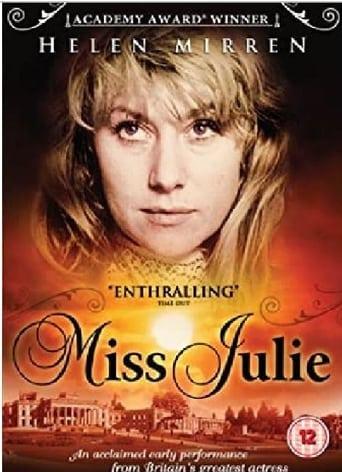 Poster of Miss Julie