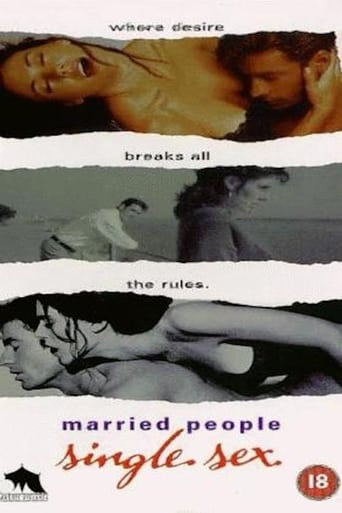 Poster of Married People, Single Sex