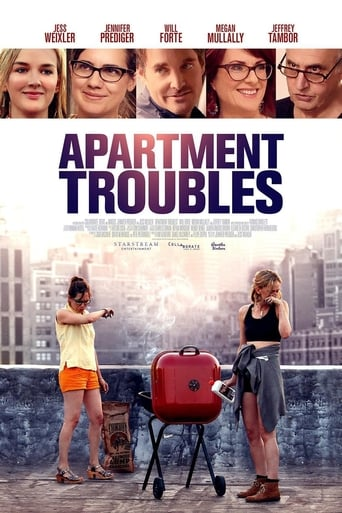 Poster of Apartment Troubles