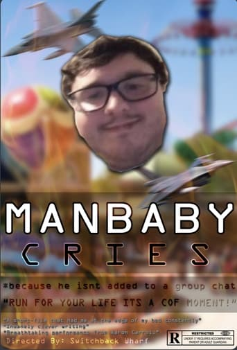 Manbaby Cries Because He Isn't Added to Discord Chat (Gone Wrong)