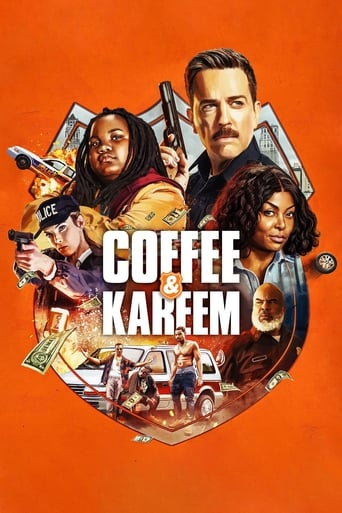 Poster of Coffee & Kareem