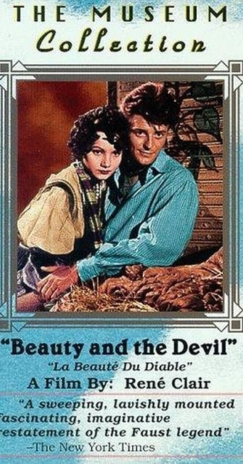 Poster of The Beauty of the Devil