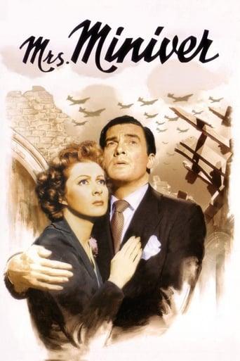 Mrs. Miniver (1942) - poster