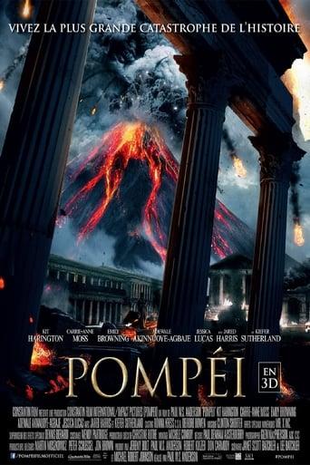 Poster of Pompéi