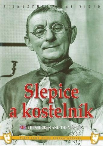 Poster of Slepice a kostelník