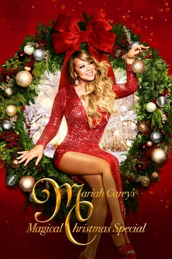 Mariah Carey's Magical Christmas Special Poster