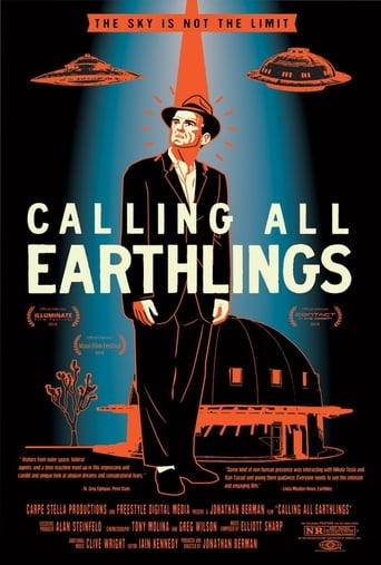 Poster of Calling All Earthlings