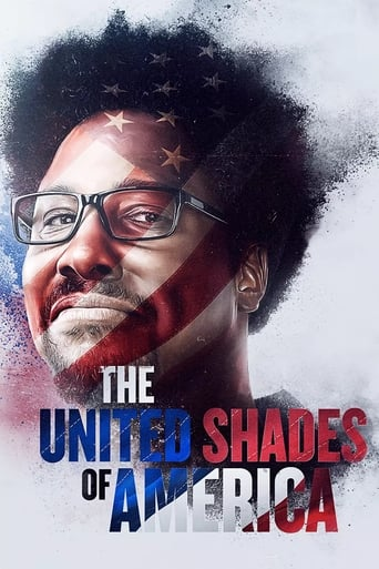 Poster United Shades of America