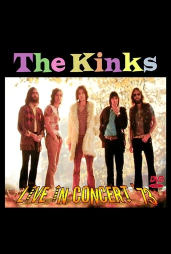Poster of The Kinks In Concert