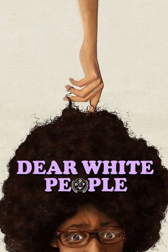 Dear White People (2014) - poster