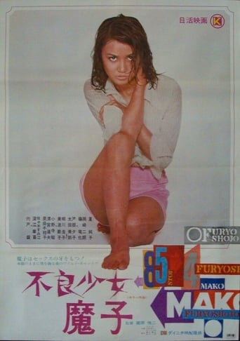 Poster of Bad Girl Mako