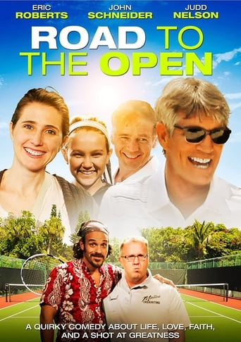 Poster of Road to the Open