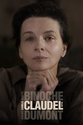 Poster of Camille Claudel, 1915