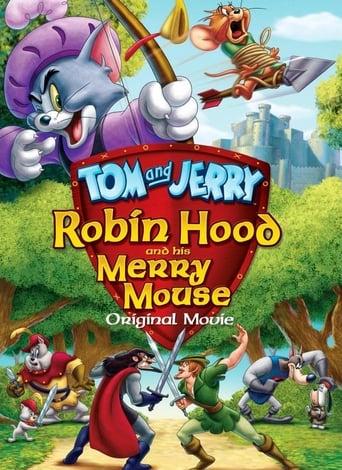 Tom e Jerry: Robin Hood e seu Ratinho Feliz - Poster