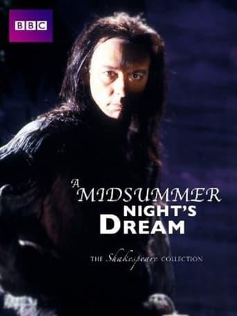 Poster of A Midsummer Night's Dream
