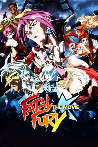 Poster of Fatal Fury: The Motion Picture