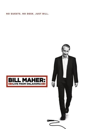Poster of Bill Maher: Live From Oklahoma