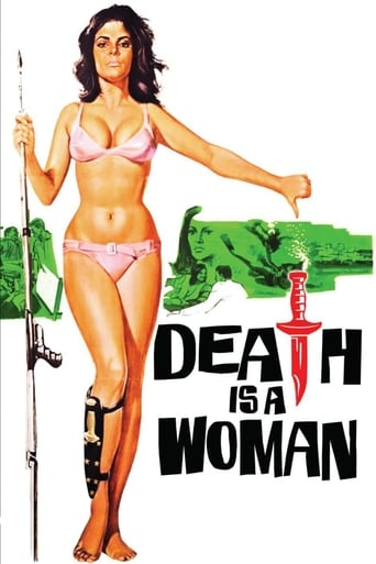 Poster of Death Is a Woman