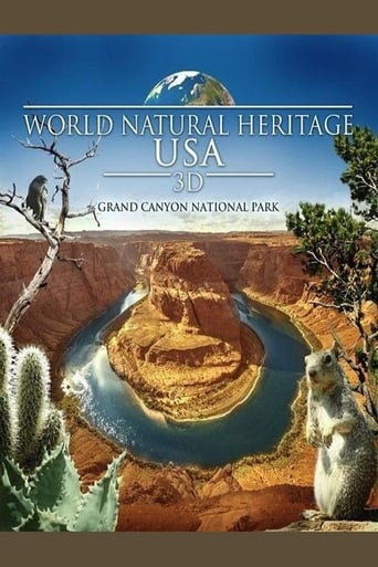World Natural Heritage USA: Grand Canyon National Park