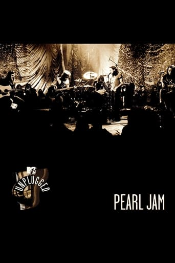 Poster of Pearl Jam - MTV Unplugged