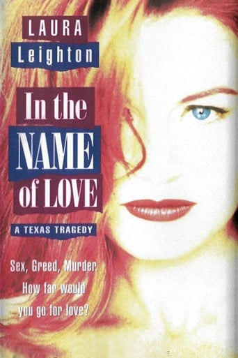 Poster of In the Name of Love: A Texas Tragedy