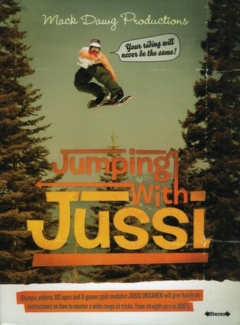 Jumping With Jussi