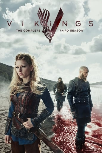 Vikings – Versão Estendida 3ª Temporada Completa BluRay 720p – 1080p Dual Áudio Torrent (2015)