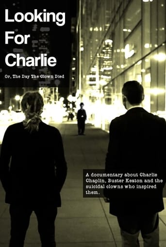 Poster of Looking for Charlie: Or, the Day the Clown Died