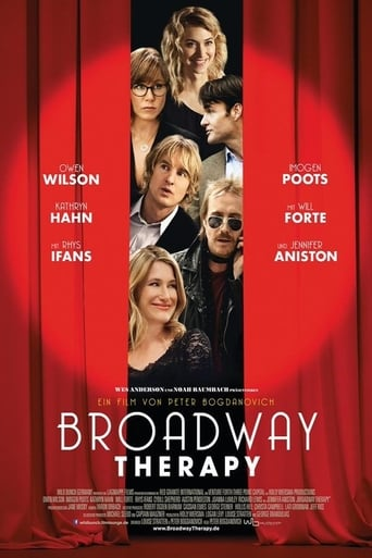 Poster of Broadway therapy