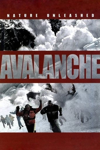 Poster of Nature Unleashed:  Avalanche