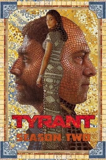 Tironas / Tyrant (2015) 2 Sezonas