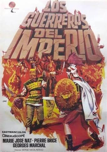 Poster of Los guerreros del imperio