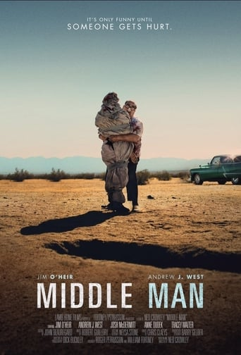 Poster of Middle Man