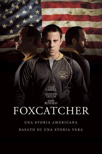 Poster of Foxcatcher - Una storia americana
